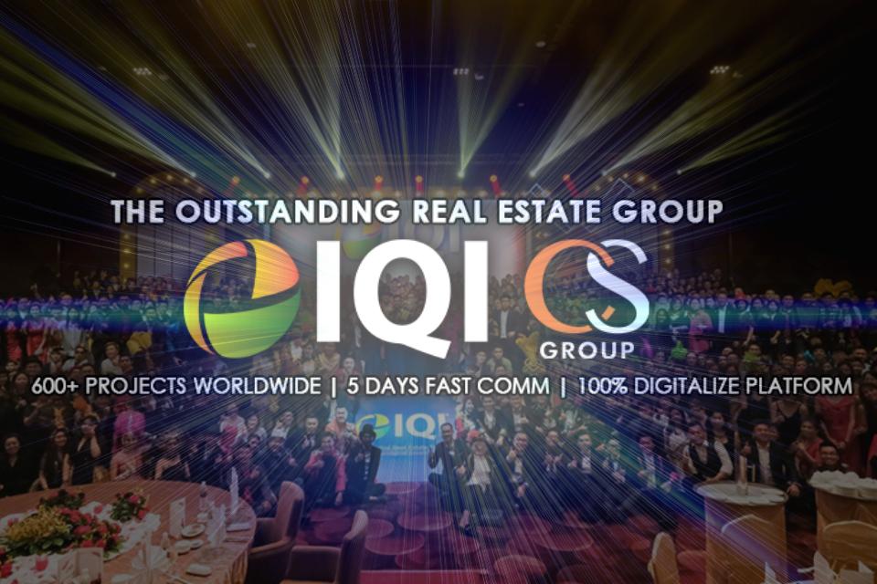 IQI CS Group Property Agent Recruitment Fast comm